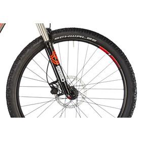 HAIBIKE SDURO HardSeven 3.0 Elcykel MTB Hardtail röd